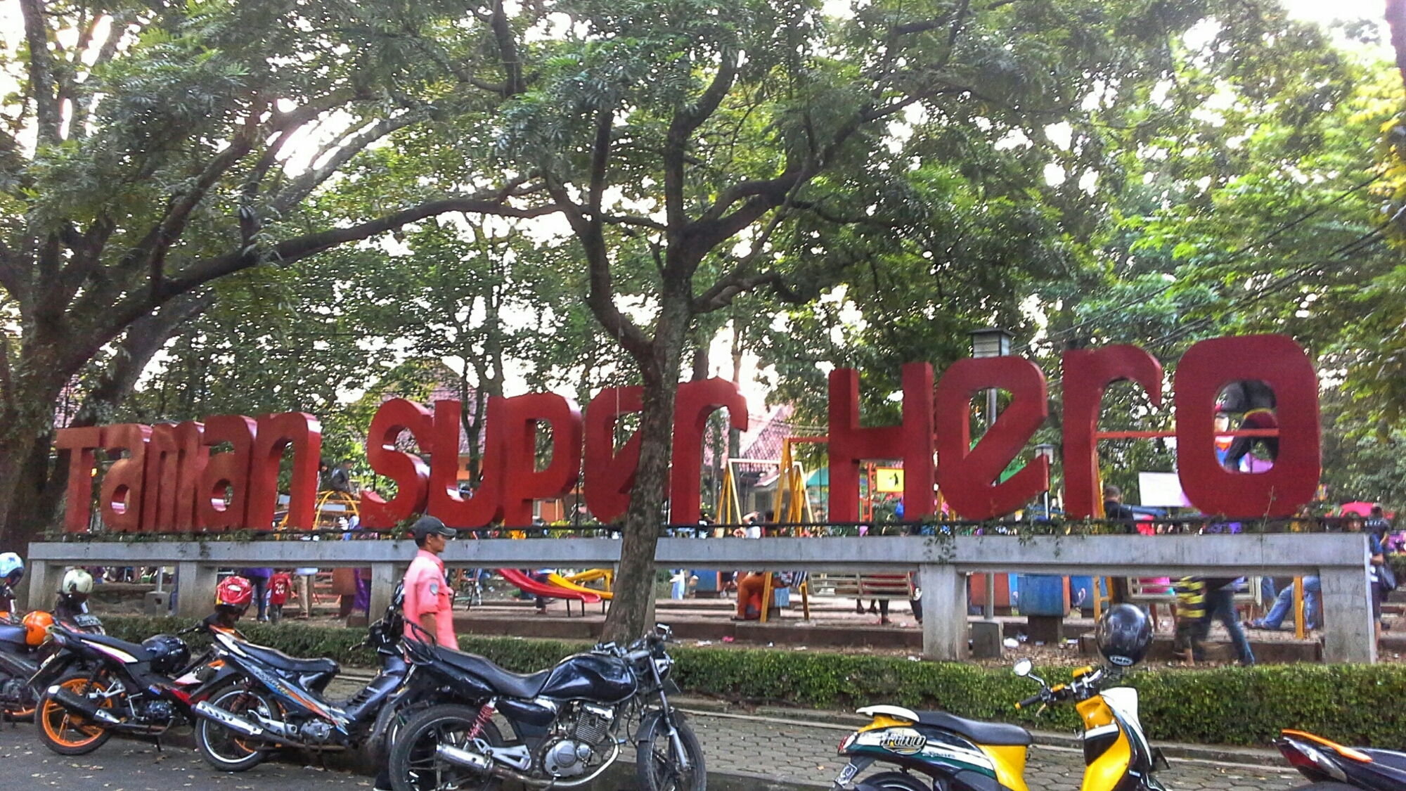 Pariwisata Ridwan Spektra Laman 2 Image Taman Lansia Kab Bandung