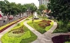 Taman Lansia Bandung Tempat Wisata Indonesia Olah Raga Walaupun Namanya