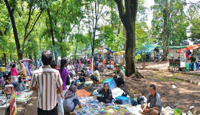 Wisata Taman Lansia Bandung Yoshiewafa Hari Minggu Kab