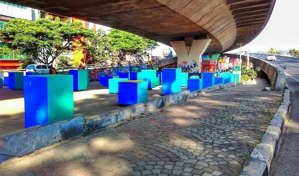 17 Taman Bandung Membuatmu Betah Nyaman Pasupati Kab