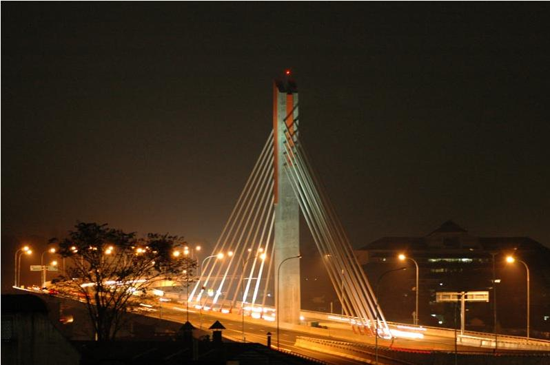 25 Hal Menjadi Icon Utama Kota Bandung Dejuldejuldejul Jembatan Pasupati