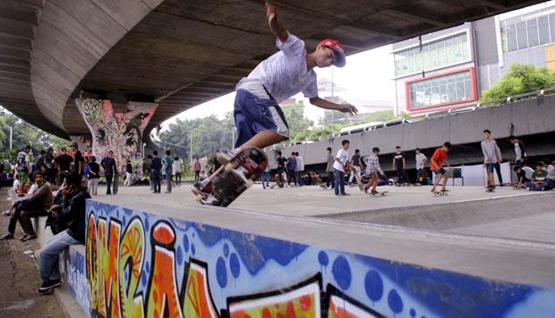 3 Tempat Main Skateboard Asik Bandung Destinasi Olahraga Bukanlah Asing