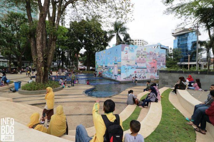 Bermain Belajar Taman Sejarah Bandung Infobdg Kota Terkenal Memiliki Tematik