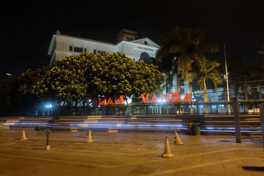 Jawa Barat Bandung Indah Taman Vanda Destinasi Pasupati Kab
