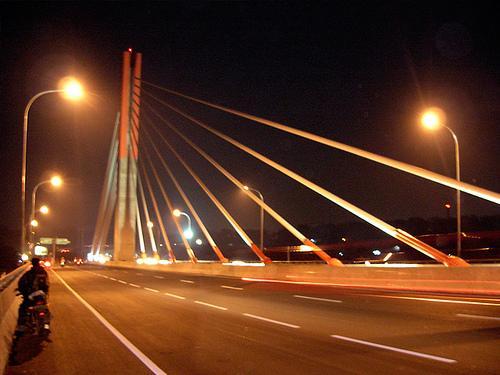 Jembatan Layang Pasupati Pasteur Surapati Bandung Taman Kab