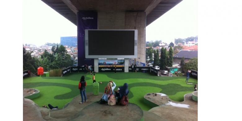 Menuju Kota Bahagia Bandung Perbanyak Taman Kompas Pasupati Kab