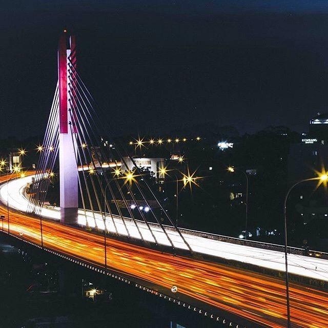 Siapa Rindubandung Nih Foto Yudawiyasa Pasupati Flyover Taman Kab Bandung