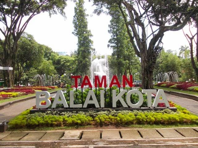 Wangi Hujan Taman Balai Kota Siapa Cinta Bandung Pasupati Kab