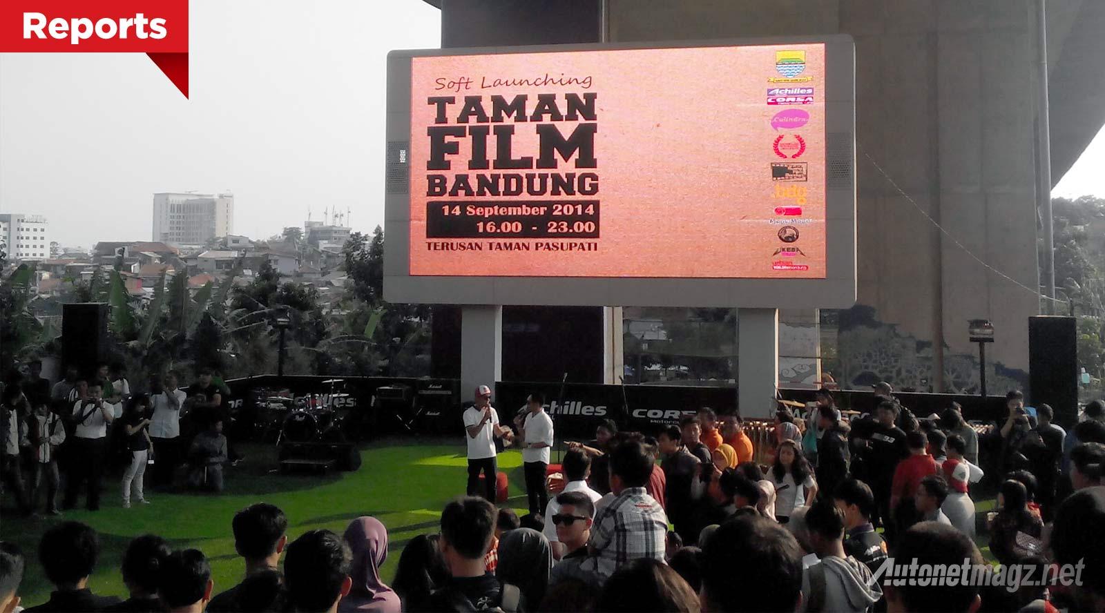 Yuk Mengintip Taman Unik Bandung Csrhub Indonesia Pasupati Kab
