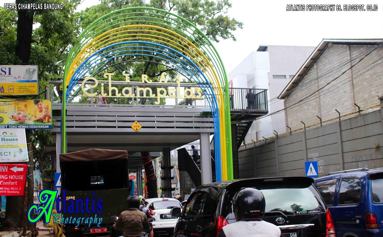 Atlantis Photography Krui Kunjungan Walikota Bandung Ridwan Kamil Teras Cihampelas