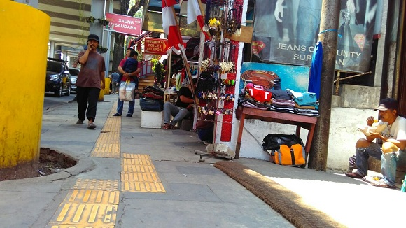 Bandung Diminta Tertibkan Pkl Berjualan Dibawah Teras Cihampelas Pemkot Kab