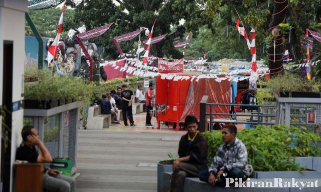 Bandung Raya Pikiran Rakyat Lelang Teras Cihampelas Terancam Gagal Kab