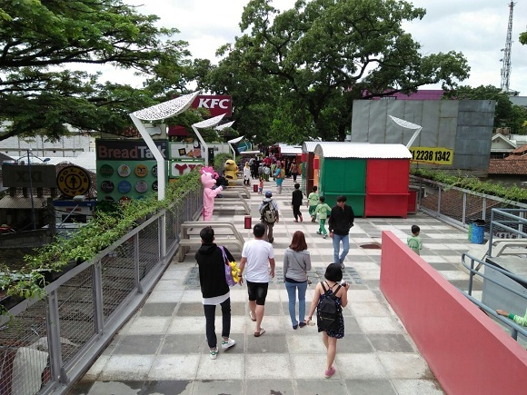 Kembali Tegaskan Teras Cihampelas Bakal Jadi Pedestrian Area Dishub Kab