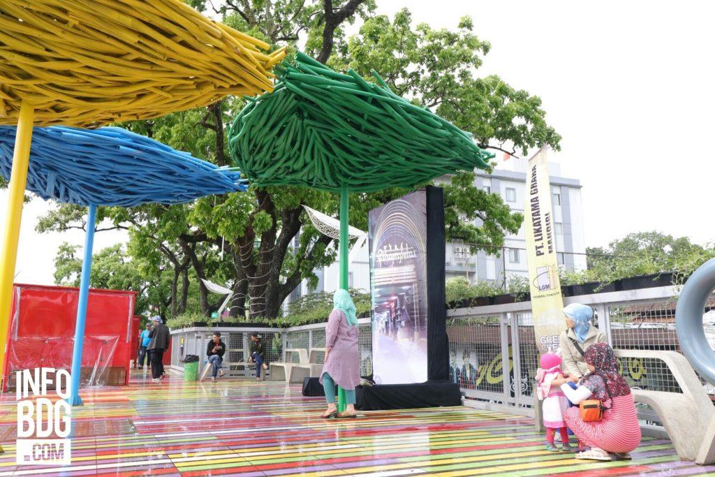 Tempat Wisata Hits Bandung 2017 Infobdg Teras Cihampelas Kab