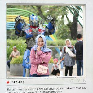 Teras Cihampelas Skywalk Info Tempat Wisata Harga Tiket Masuk Bandung