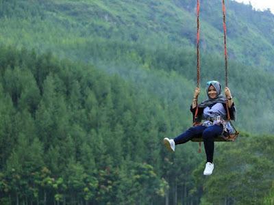 10 Foto Lodge Maribaya Earthbound Adventure Park Cibodas Lembang Bandung