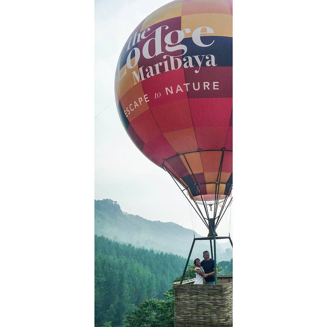 Camping Lodge Maribaya Tour Bandung Hot Air Balloon Ala Rasa