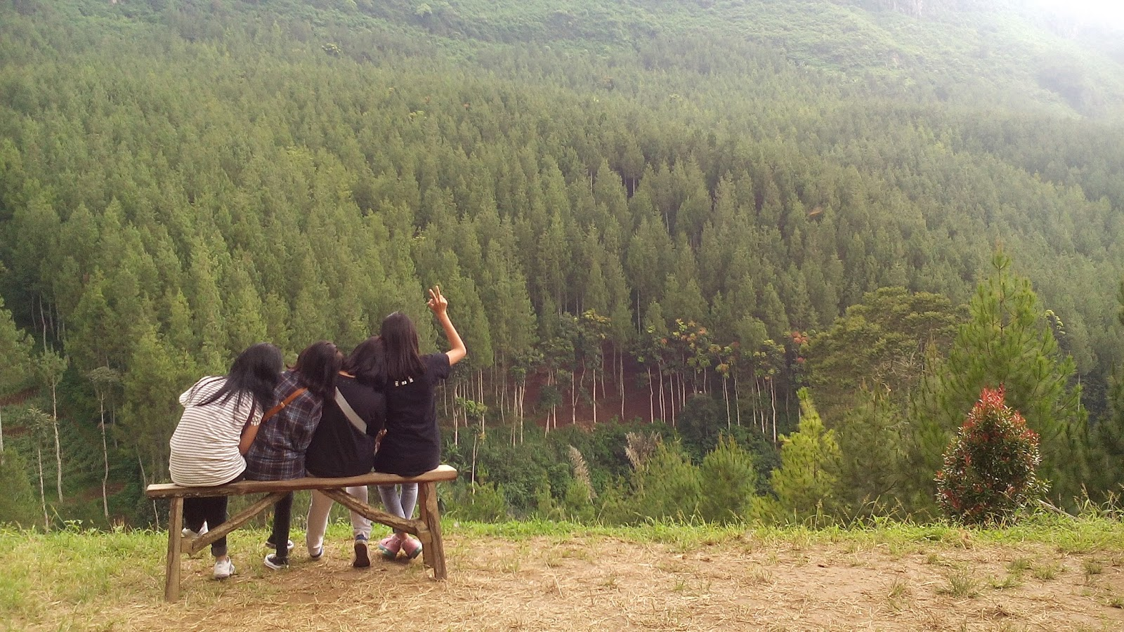 Chika Sriyanti Blog Lodge Earthbound Adventure Park Jl Maribaya Timur