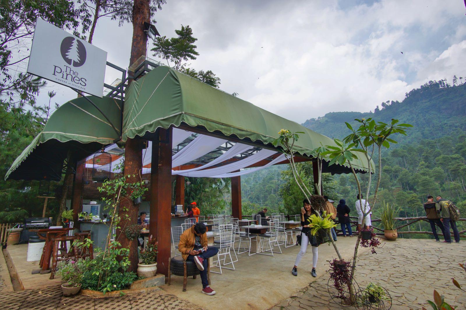 Lodge Maribaya Camping Penuh Sensasi Kab Bandung