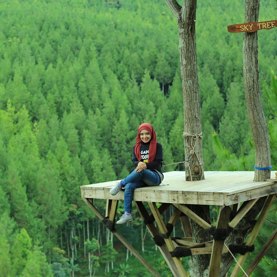 Lodge Maribaya Destinasi Wisata Hits Lembang Bandung Kab