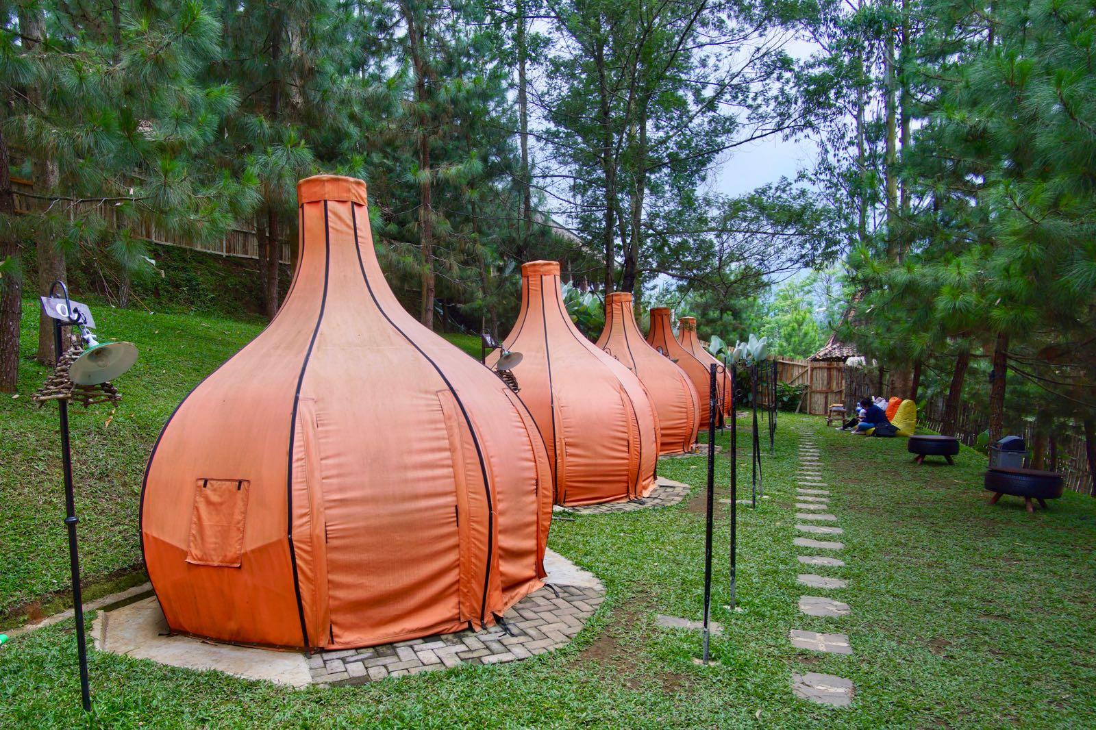 Menyatu Alam Lodge Maribaya Kab Bandung