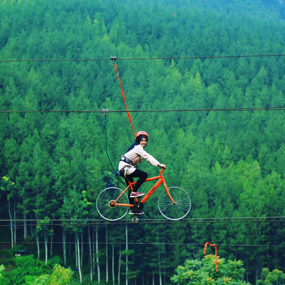 Paket Lengkap Wisata Lodge Maribaya Bikin Kamu Semakin Betah Berani