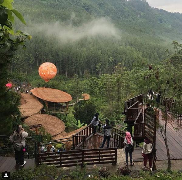 Wisata Lodge Maribaya Bandung Info Terlengkap Baca Disini Lembang Kab