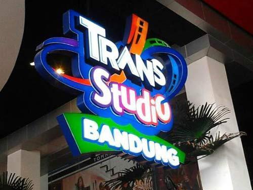 20 Wahana Tempat Wisata Trans Studio Bandung Kab