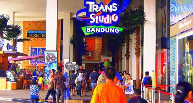 25 Tempat Wisata Bandung Wajib Dikunjungi Trans Studio Kab