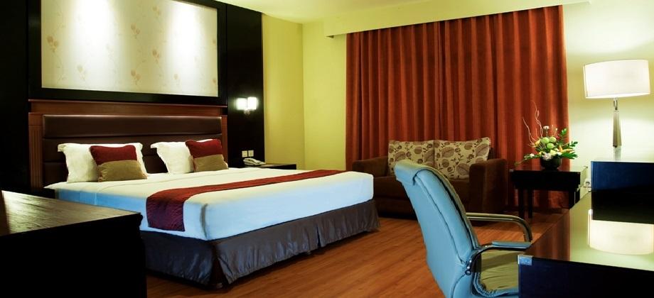 Garden Permata Hotel Family Suite Room Trans Studio Bandung Kab