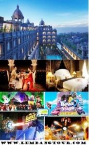 Harga Paket Tour Honeymoon Lembang Bandung Termurah Trans Studio 101