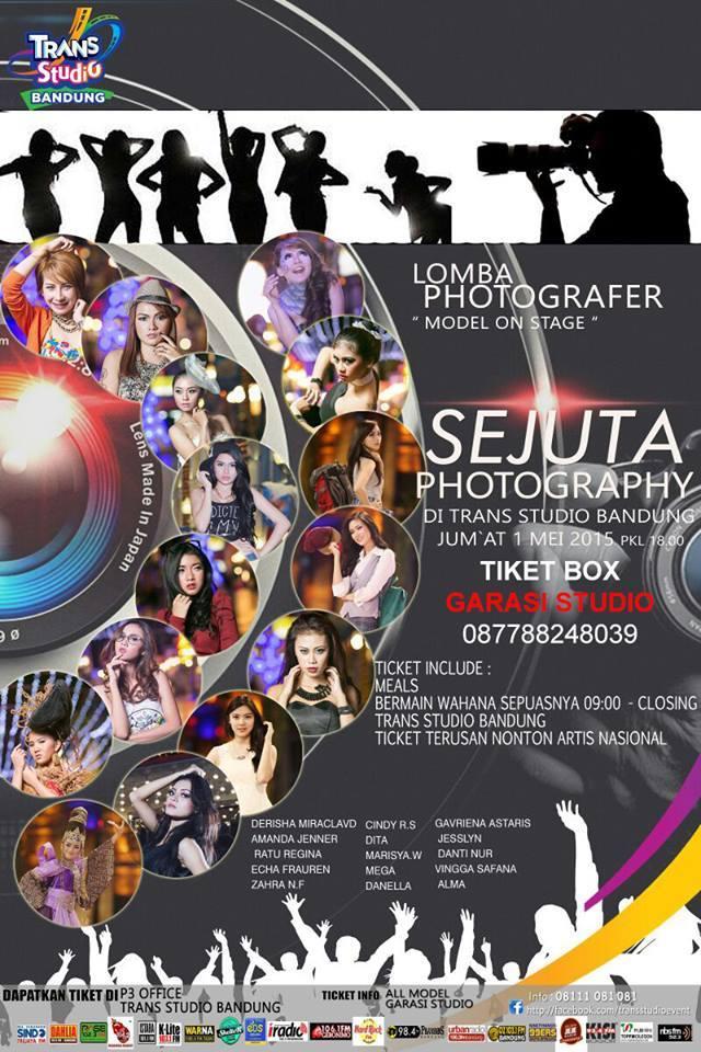 Lomba Foto Sejuta Photography Trans Studio Bandung Weddingku Kab
