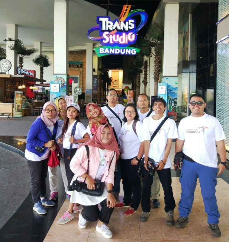 Menikmati Aneka Wahana Trans Studio Bandung Tempat Wisata Eh Gak