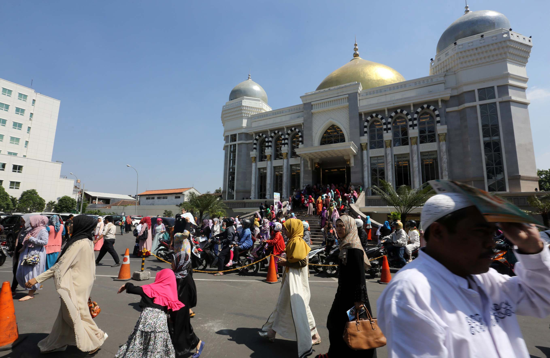 Pengajian Masjid Agung Trans Studio Bandung Pikiran Rakyat Jln Gatot
