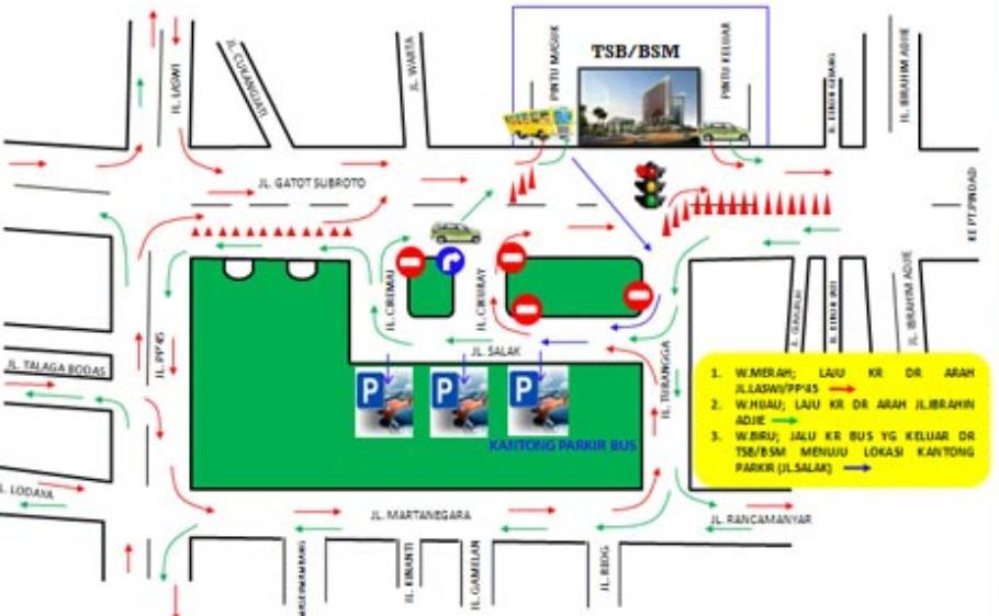 Sela Trans Studio Bandung Kab