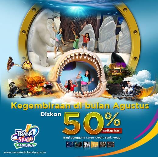 Takeprize Trans Studio Mall Bandung Info Hemat Diskon Agustus 50