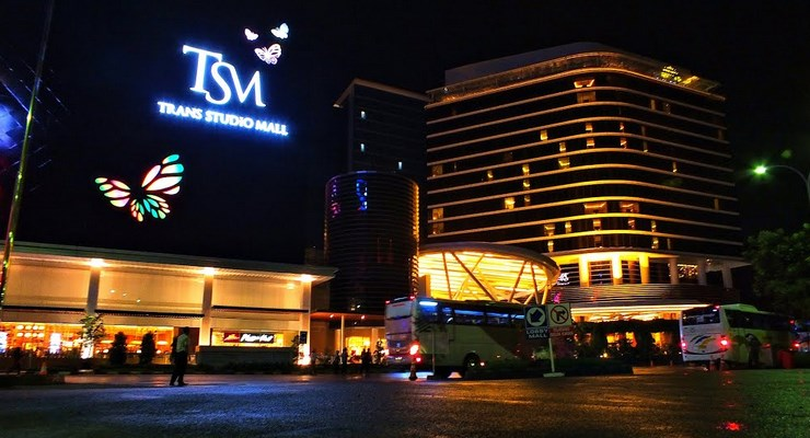 Trans Studio Bandung Tempat Wisata Keluarga Surgakita Sebagian Besar Masyarakat