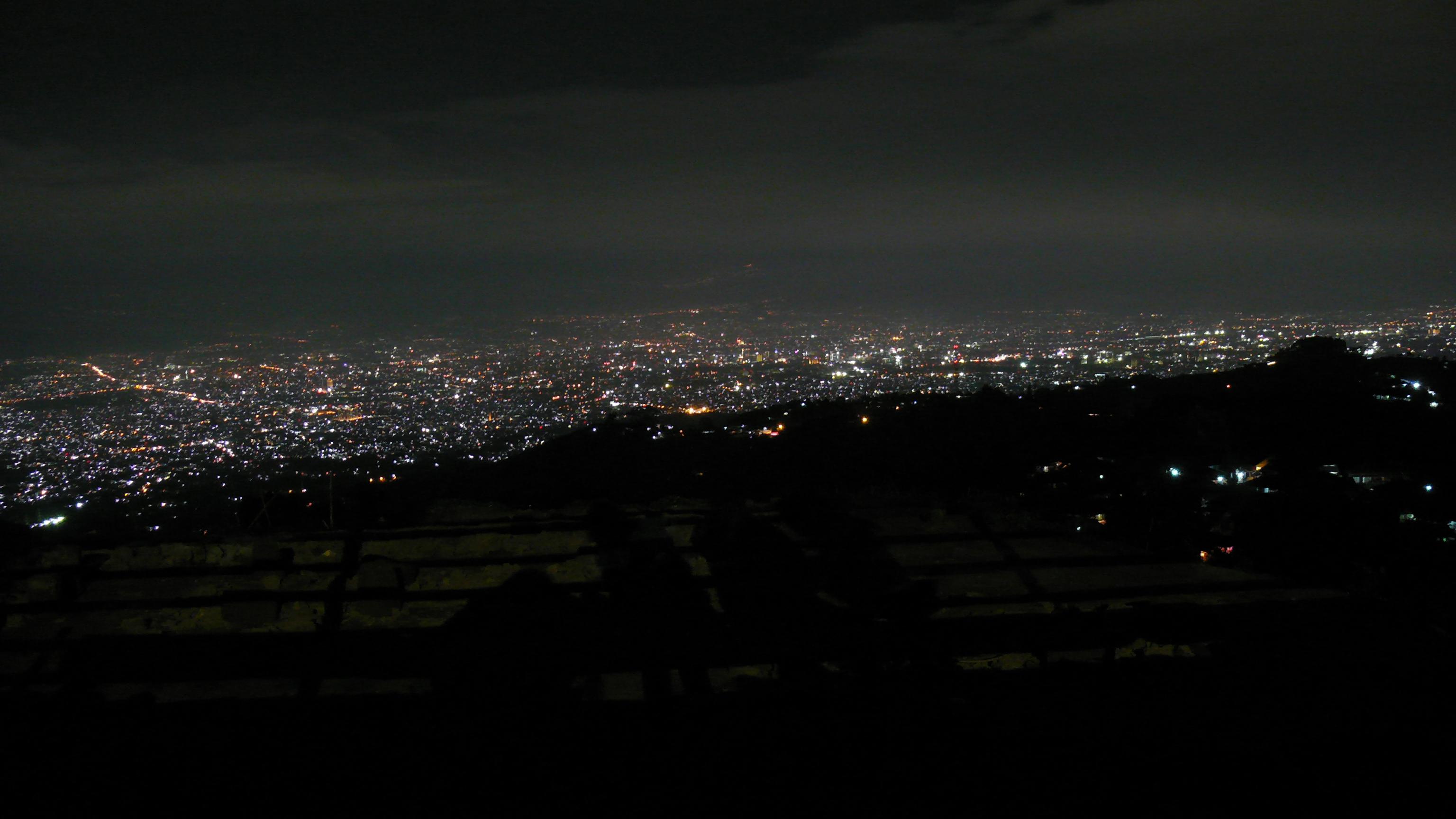 Berkunjung Bukit Moko Warung Daweung Puncak Bintang Journey Pemandangan Kota
