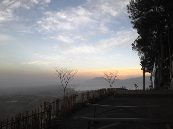 Berkunjung Bukit Moko Warung Daweung Puncak Bintang Journey Sebuah Spot