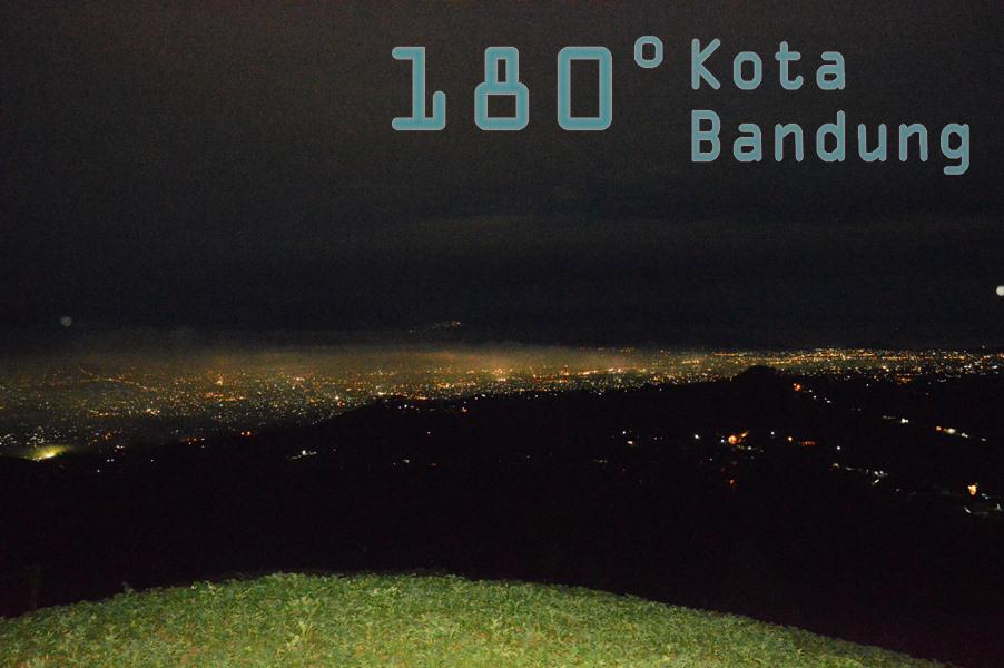 Catatan Perjalanan Bukit Moko Bintang Langit Bumi Pemandangan Malam Kota