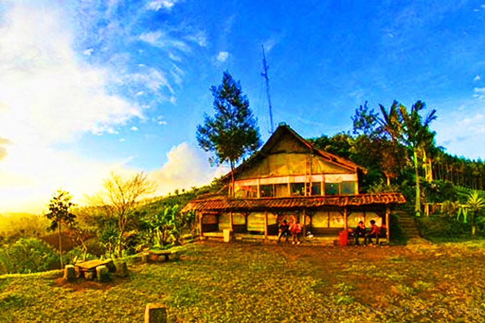 Panorama Wisata Bukit Moko Warung Daweung Cimenyan Bandung Bintang Kab