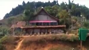 Warung Daweung Sambil Bengong Nyantap Hidangan Bandung Bukit Moko Cimenyan