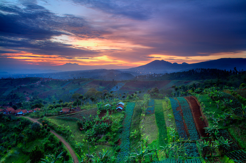 Wisata Bandung Bukit Moko Warung Daweung Bintang Kab