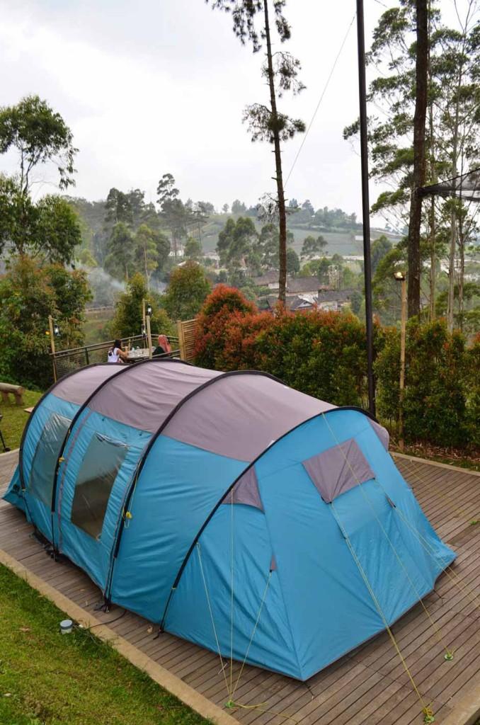 5 Wisata Camping Ground Bandung Menghabiskan Akhir Pekanmu Glamour Dusun