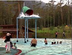 Bandung Wisata Alam Ranca Upas Wahana Rekreasi Kampung Cai Konsep