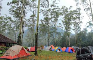 Info 3 Tempat Wisata Camping Biaya Murah Bandung Jlb Ranca
