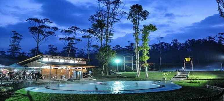 Kampung Cai Ranca Upas Ciwidey Info Tiket Masuk Fasilitas Wisata