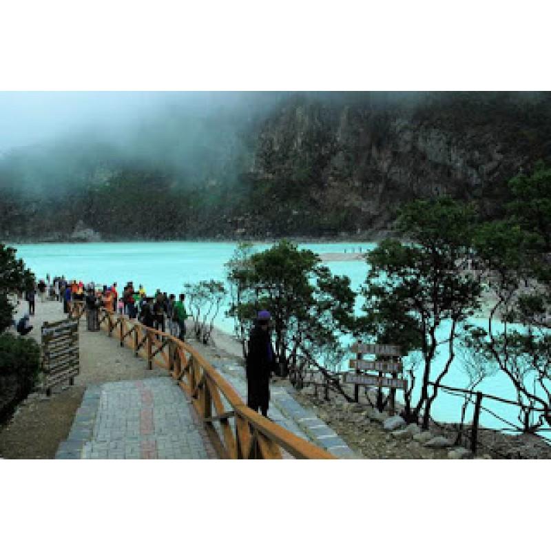 Outbound Ciwidey Bandung Wisata Ranca Upas Kab