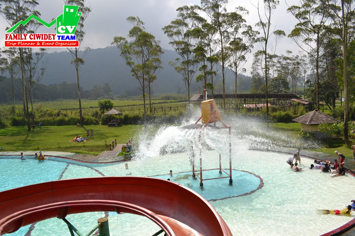 Penangkaran Rusa Ranca Upas Kampung Cai Bandung Wisata Tiket Hotel
