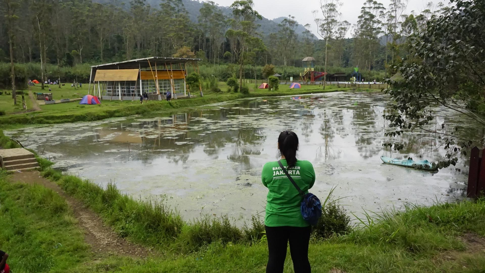 Perdana Camping Ceria Ranca Upas Ciwidey Bandung Selatan Bumi Perkemahan